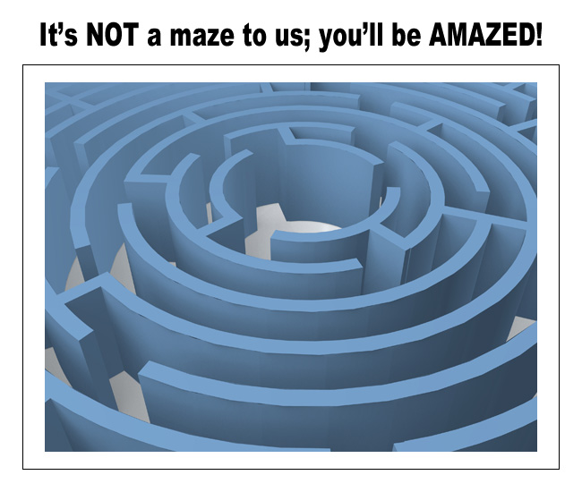 SEO Client Maze